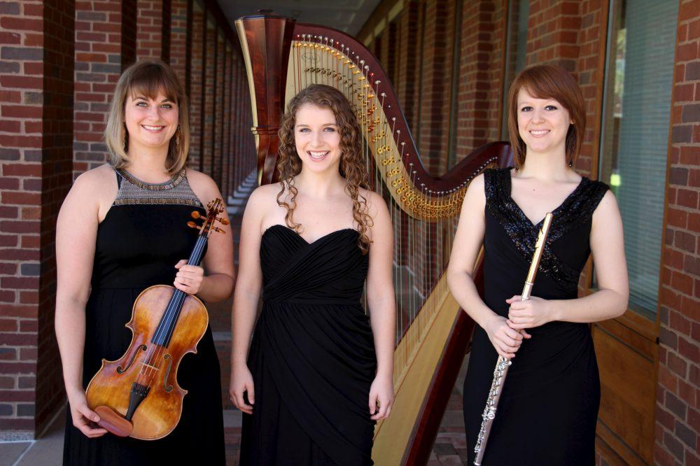 Deciduous Trio